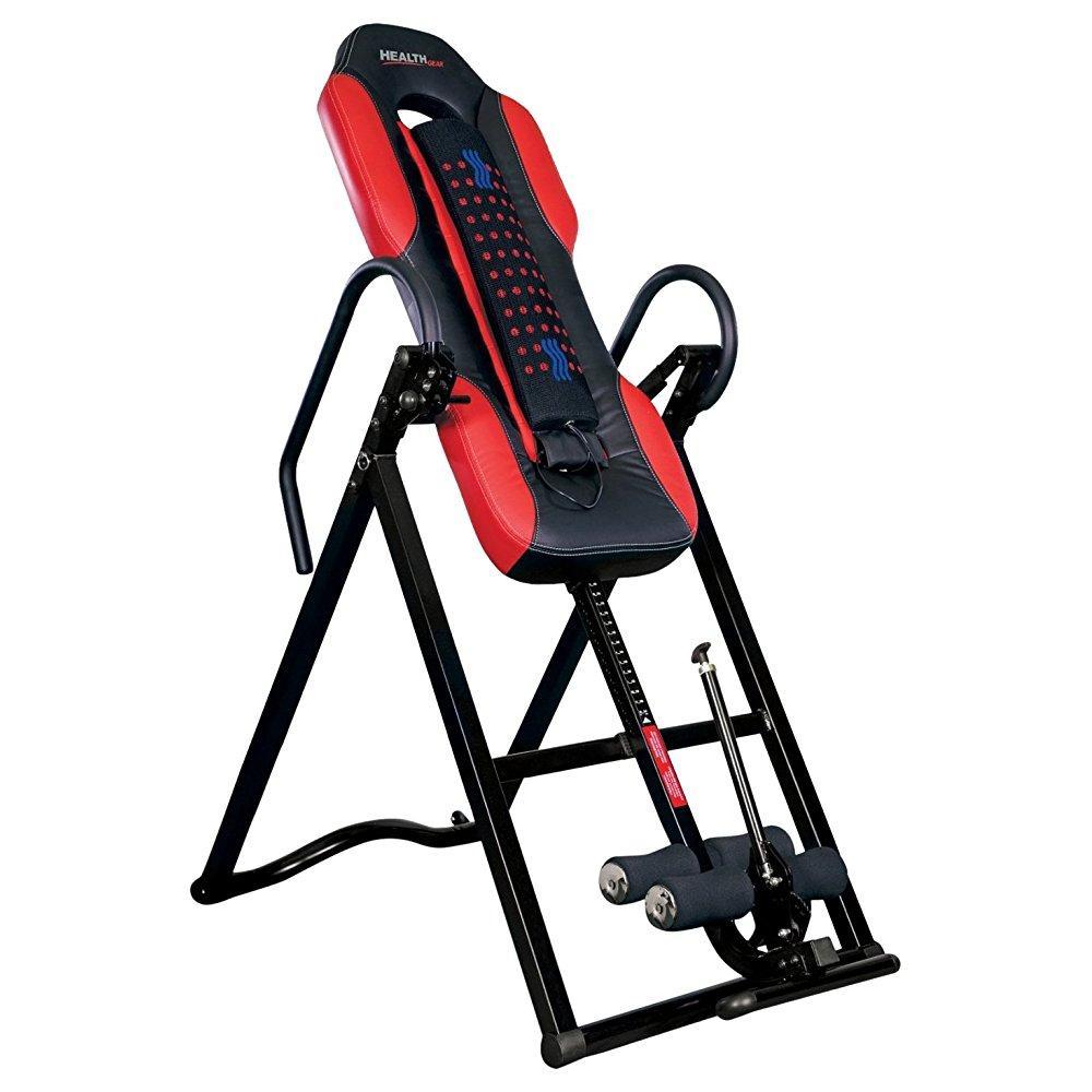 Health Gear ITM5500 Heat Massage Inversion Table