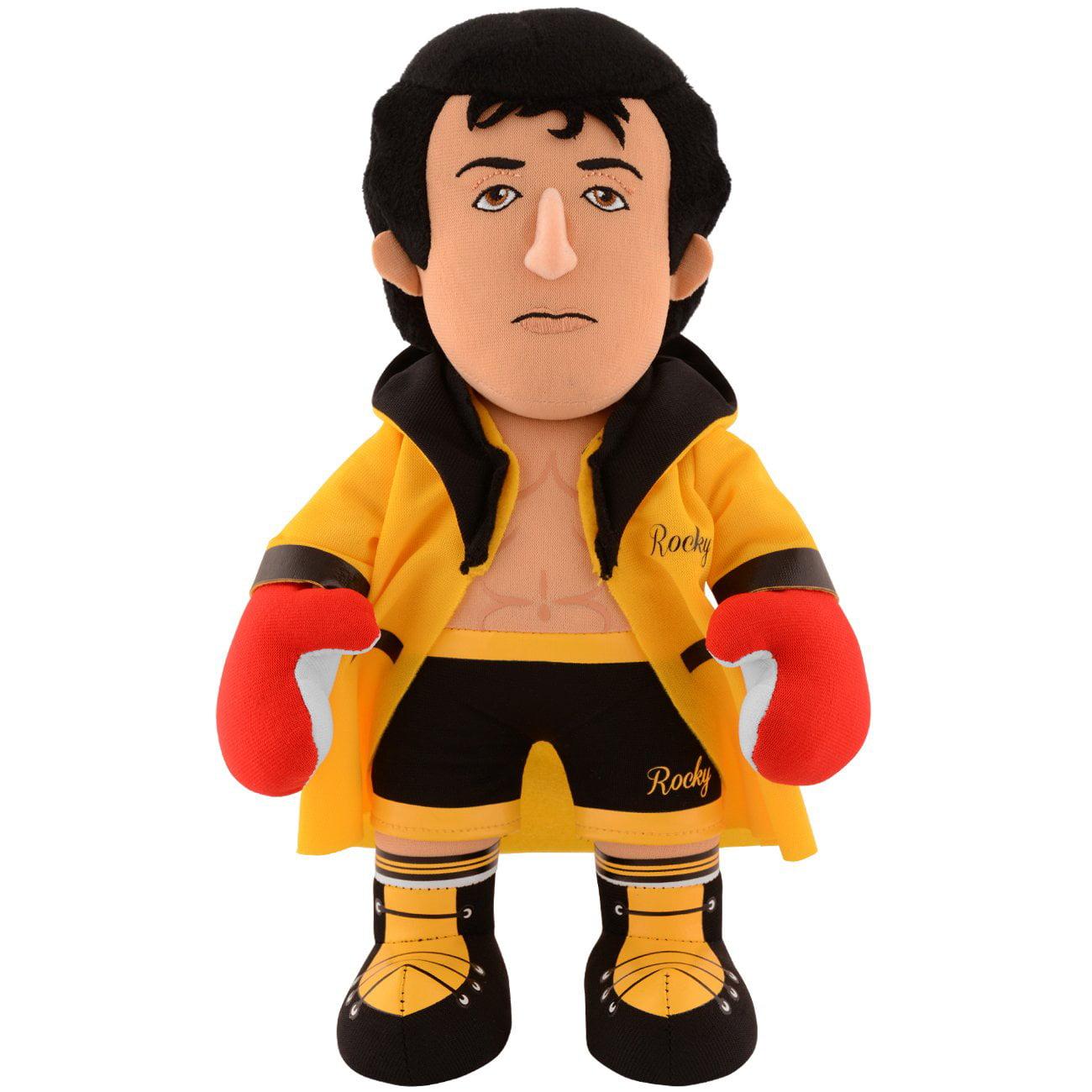 "Rocky Balboa in Boxing Robe 10"" Plush Figure"