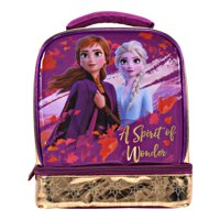 Disney Frozen 2 Sisters Drop Bottom Lunch Kit