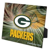 "Green Bay Packers Highland Mint 8"" x 10"" PleXart Photo - No Size"