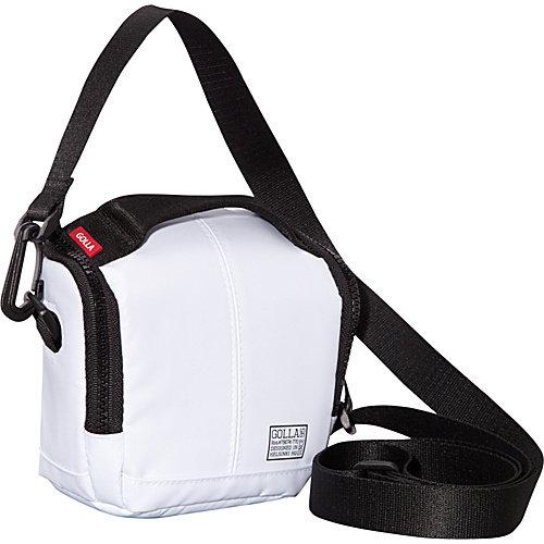 GOLLA G1360 Barry Mirrorless Camera Bag S (White)