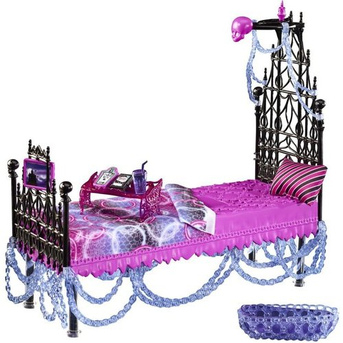Monster High Accessory Spectra Vondergeist Floating Bed Play Set