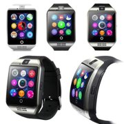 Tagital T18 Curved Screen Bluetooth Smart Watch Wrist Watch with Camera For Android iPhone Smart Phone Samsung, Sony, Huawei etc