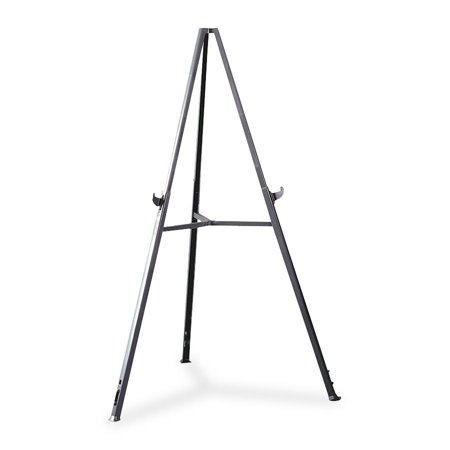 Ghent Triumph Display Easel, Gray