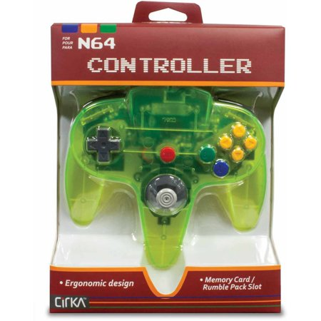 CIRKA - N64 CONTROLLER JUNGLE
