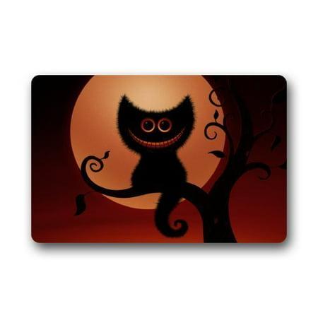 100 Floors Halloween Season Floor 7 (WinHome Halloween Doormat Floor Mats Rugs Outdoors/Indoor Doormat Size 23.6x15.7)