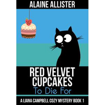 Red Velvet Cupcakes to Die For - eBook