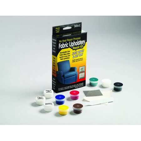 Upholstery Vinyl Kit - Master Manufacturing Fabric Upholstery Repair Kit