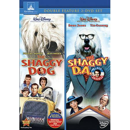 The Shaggy D.A. / The Shaggy Dog (DVD)](The Shaggs Halloween)