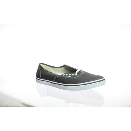5fc1c98817 Vans - Vans Mens Authentic Lo Pro Gray Skateboarding Shoes Size 10 -  Walmart.com