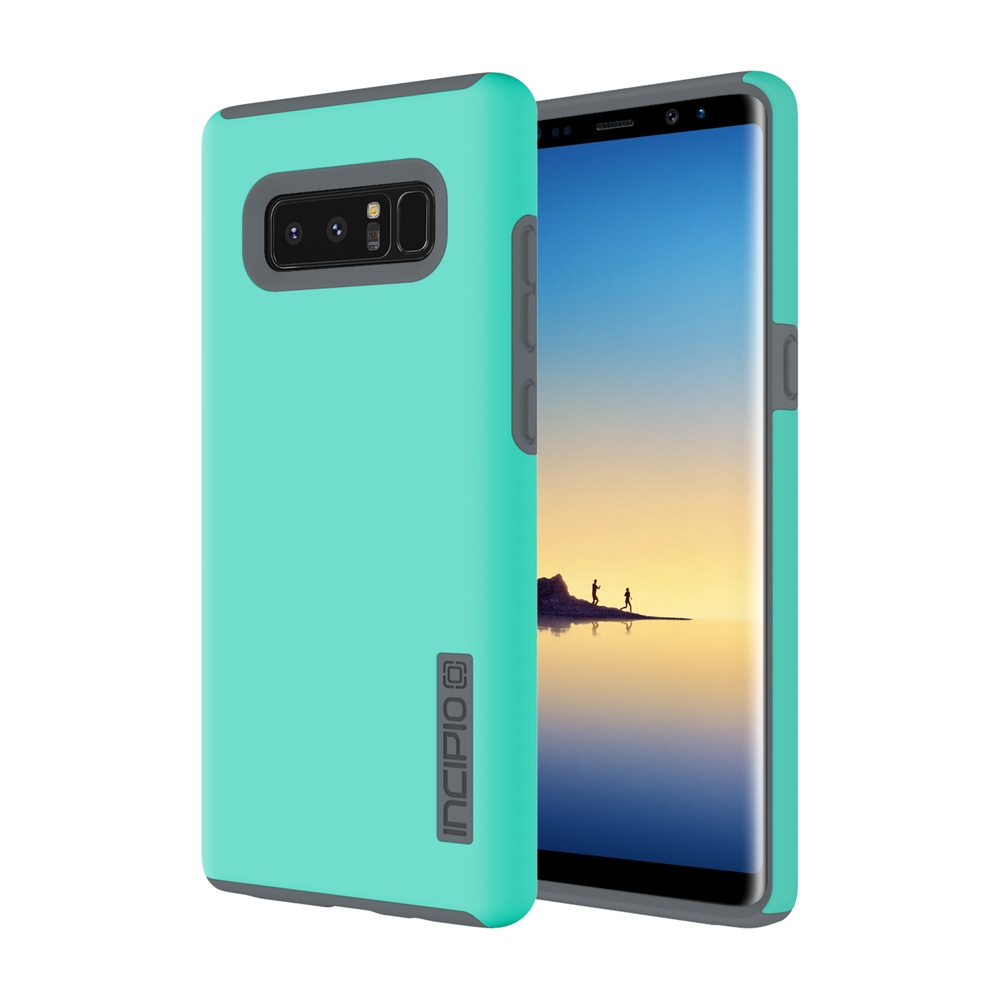 Incipio DualPro Samsung Galaxy Note 8 Case with Shock-Absorbing Inner Core & Protective Outer Shell for Samsung Galaxy Note 8 -