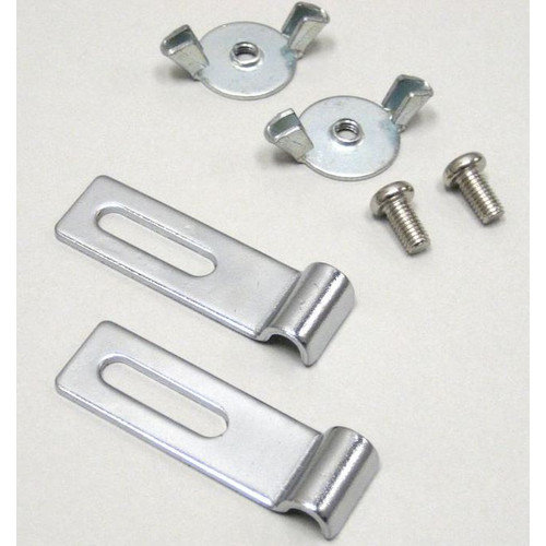 Household Essentials Brackets (Set of 8)