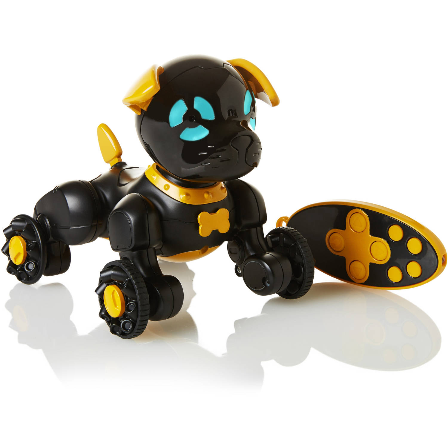 CHiPPiES Robot Dog Chippo (Black) by WowWee