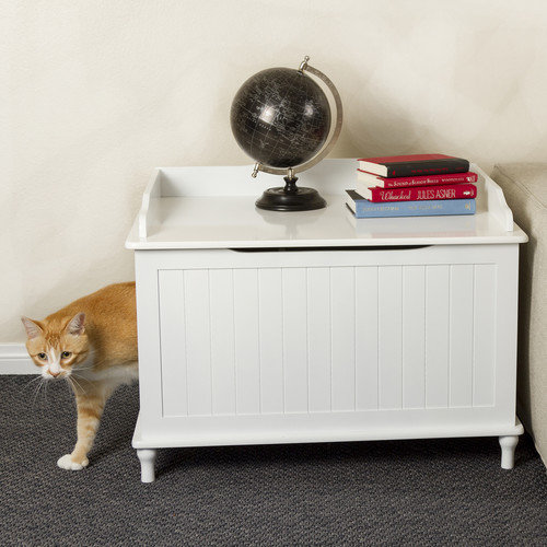 Designer Pet Products Mia Litter Box Enclosure