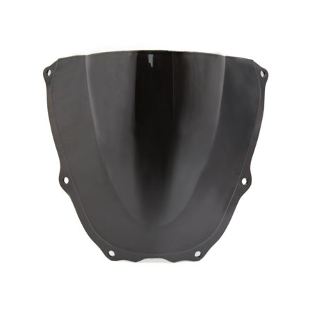 Unique BargainsBlack Motorcycle Windshield for  RVT1000R VTR1000 SP1 SP2 RC51 2000-2006 ()