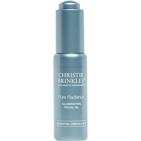 Illuminating Pure Diamond - Christie Brinkley Pure Radiance Illuminating Facial Oil, 0.9 fl oz/27mL
