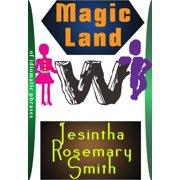 Magic Land W of idiomatic phrases - eBook