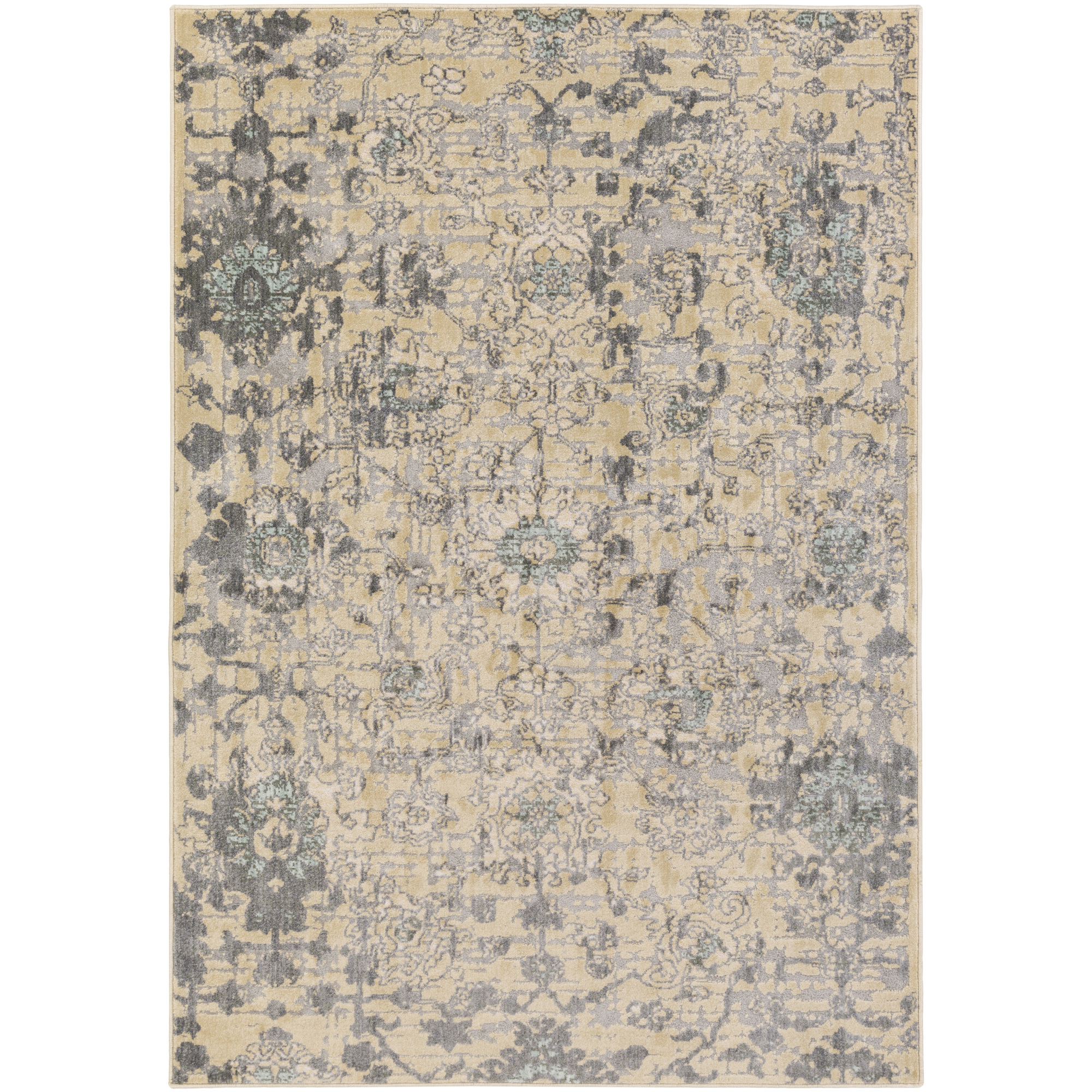 "Art of Knot Narvisa 8'10"" x 12'9"" Rectangular Area Rug"