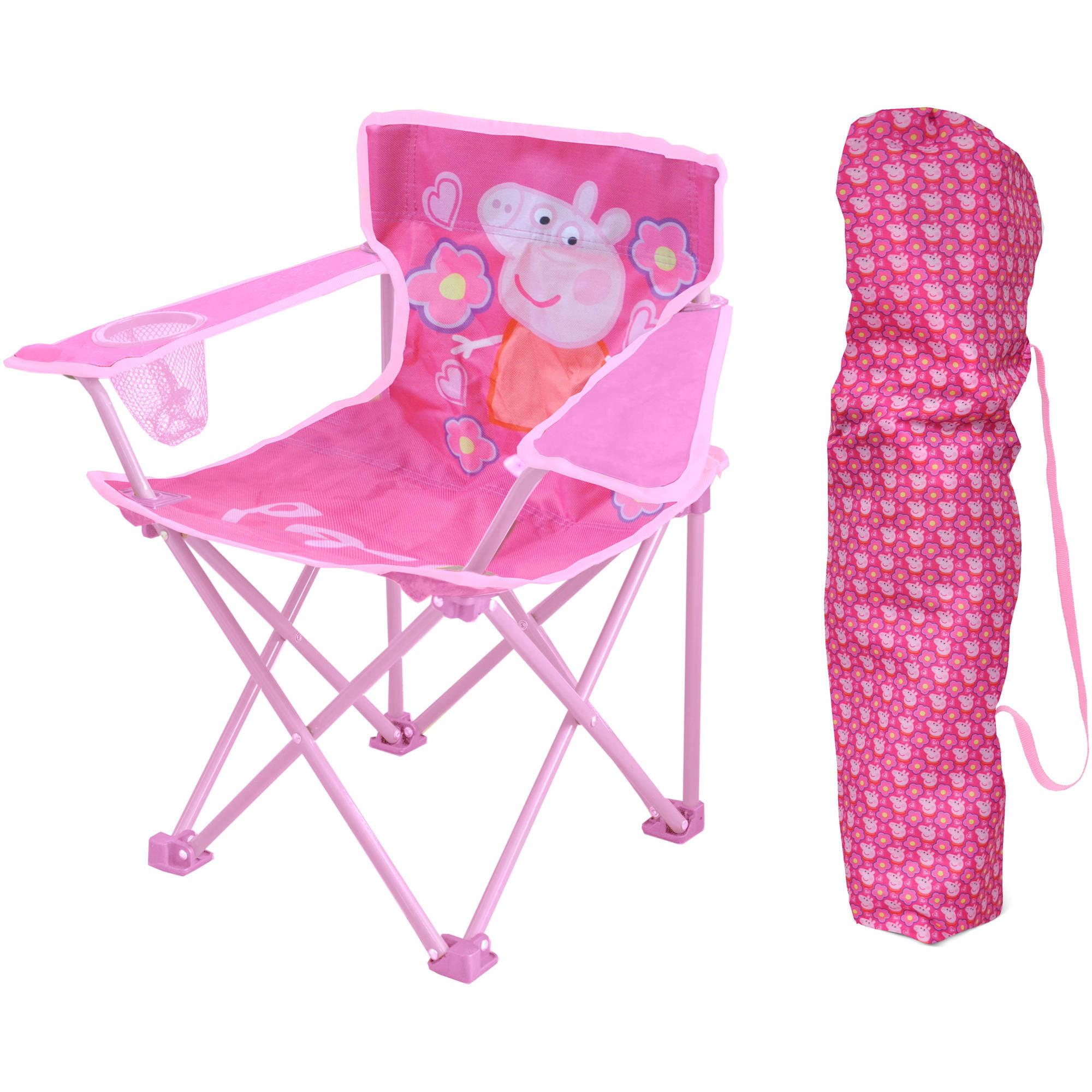 Peppa Pig Mini Camp Chair Walmart