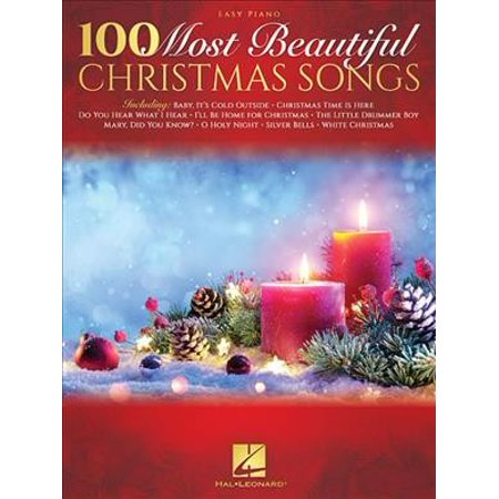 100 Most Beautiful Christmas Songs ()