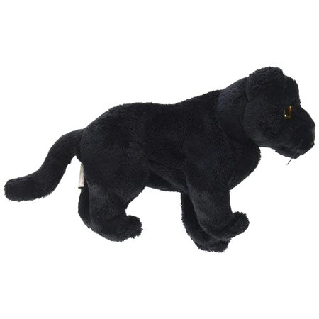 Ty Beanie Babies - Midnight the Black Panther, Official Ty Beanie Baby By Beanie Babies - Superhero Black Cat