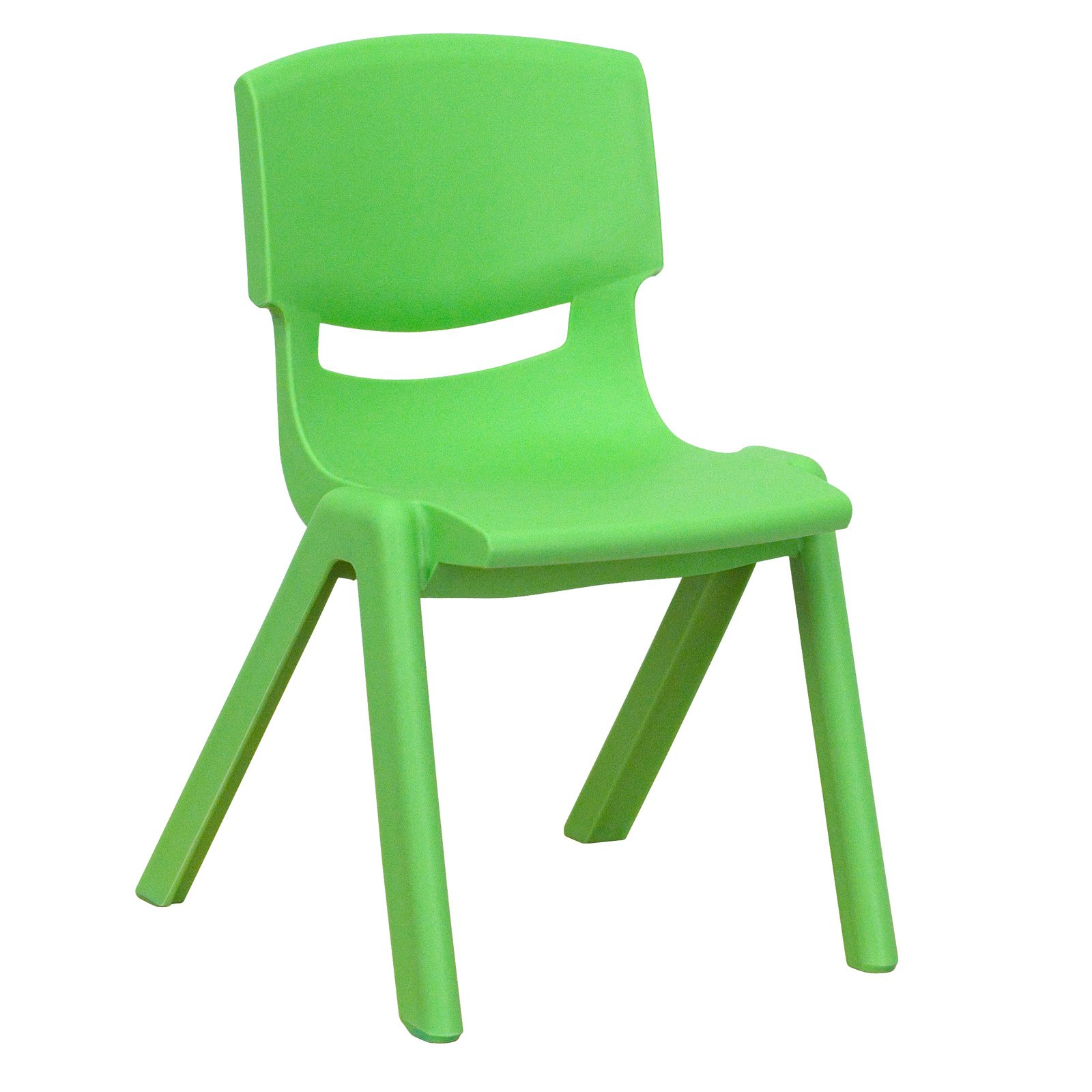 Flash Furniture Stackable School Chair - 12 in.