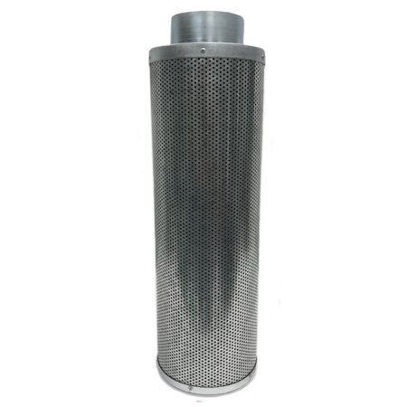 - Carbon Air Filter 2 with Inline Fan Combo 55-110 CFM Exhaust