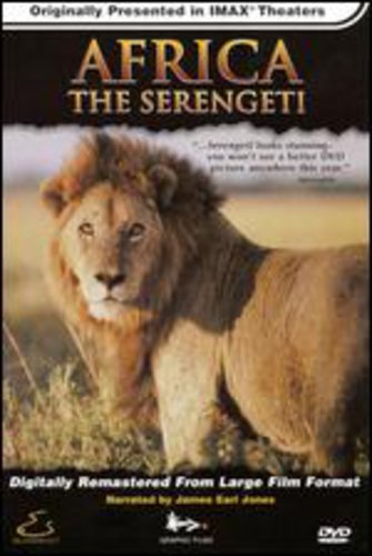 Africa: Serengeti   Imax & Ac-3 by IMAGE ENTERTAINMENT INC