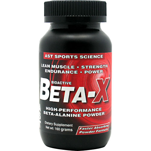 AST Beta-X Dietary Supplement Powder, 160 Grams