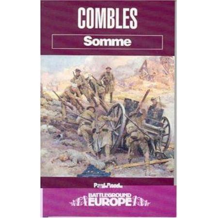 Combles: Somme (Battleground Europe) (Paperback)