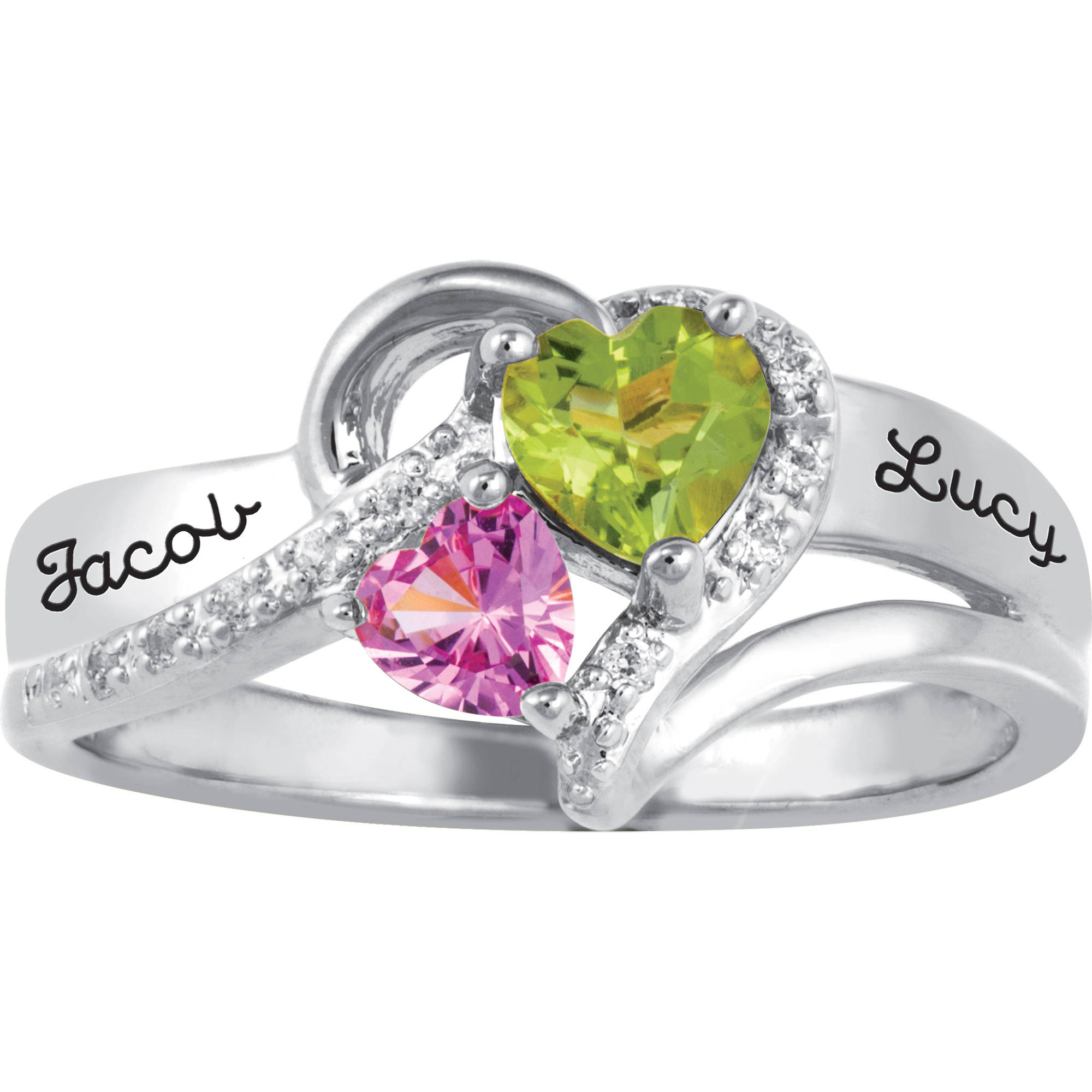Personalized Keepsake Everafter Ring