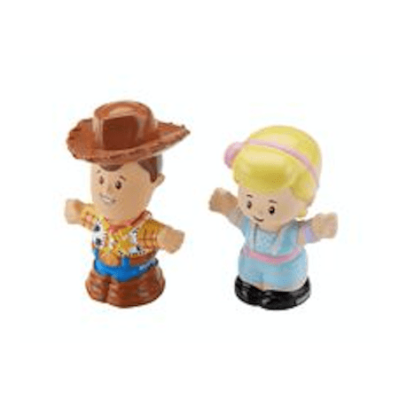 Little People Toy Story 4 Woody & Bo Peep 2 Pack - Little Bow Peep Story