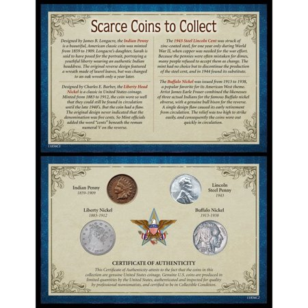 American Coin Treasures  Scarce Coins to Collect