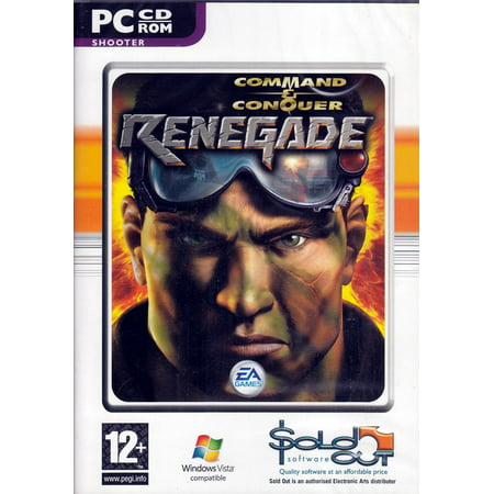 - Command and Conquer Renegade PC Game