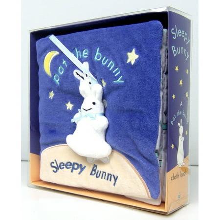 Sleepy Bunny ( Pat the Bunny) Cloth -