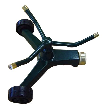 Adjustable Rotating Sprinkler (Metal 3-Arm Rotating Sprinkler)