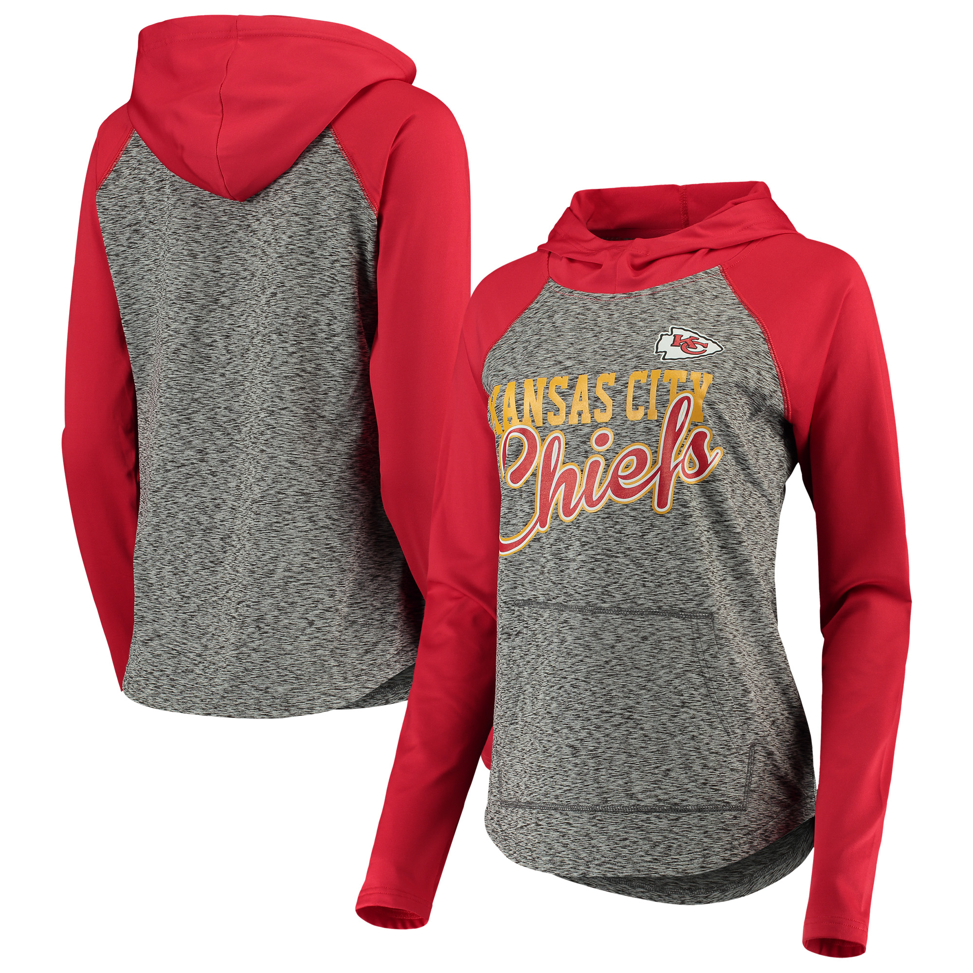 Wholesale Kansas City Chiefs G III 4Her by Carl Banks Women's Championship  for cheap