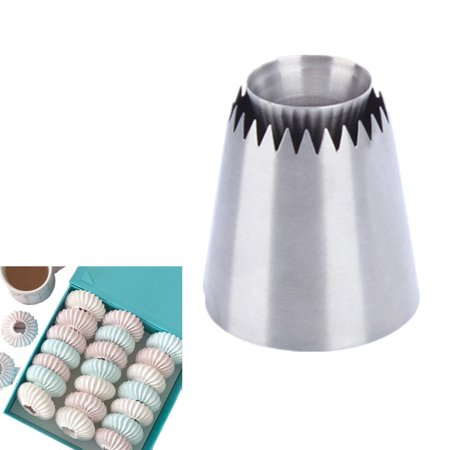 Russian Piping Tips Nozzle Cookies Dessert Mold DIY Cake Decorating Baking Tool - Cookie Decorating Tools
