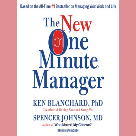 The New One Minute Manager - Audiobook