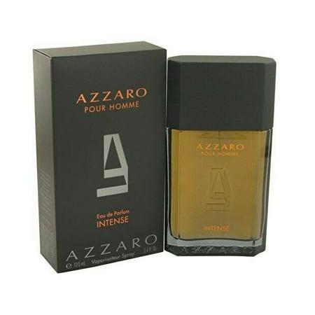 Azzaro Pour Homme Intense 3.4 oz EDP Spray Mens Cologne 100ml NIB