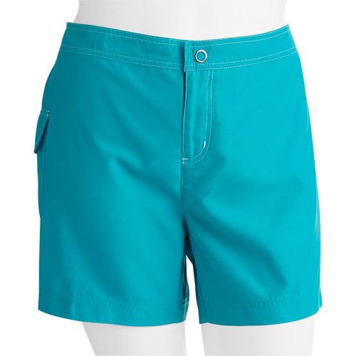 Catalina - Women's Plus-Size Side Pocket Board Shorts