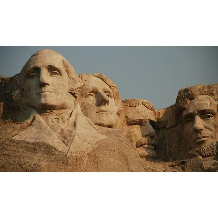 LAMINATED POSTER Mount Rushmore Sculpture Massive Dakota Poster Print 24 x 36
