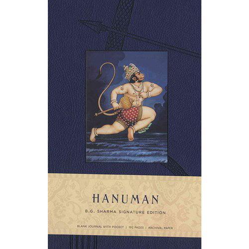 Hanuman Large Blank Journal