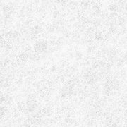 987F Fusible Fleece, White, Fabric type: 100% Cotton By Pellon