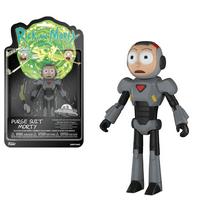 Action Figure: Rick & Morty - Morty (Purge Suit)