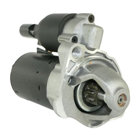 DB Electrical SBO0143 New Starter For 1.8L 1.8 Audi A4 Quattro 05 06 2005 2006, 2.0L 2.0 05 06 07 08 09 2005 2006 2007 2008 2009, 1.8L 1.8 Vw Passat 04 05 2004 410-24073 17975N 2-2819-BO