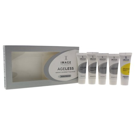Image Skin Care Image Ageless Travel Kit Total Facial Cleanser