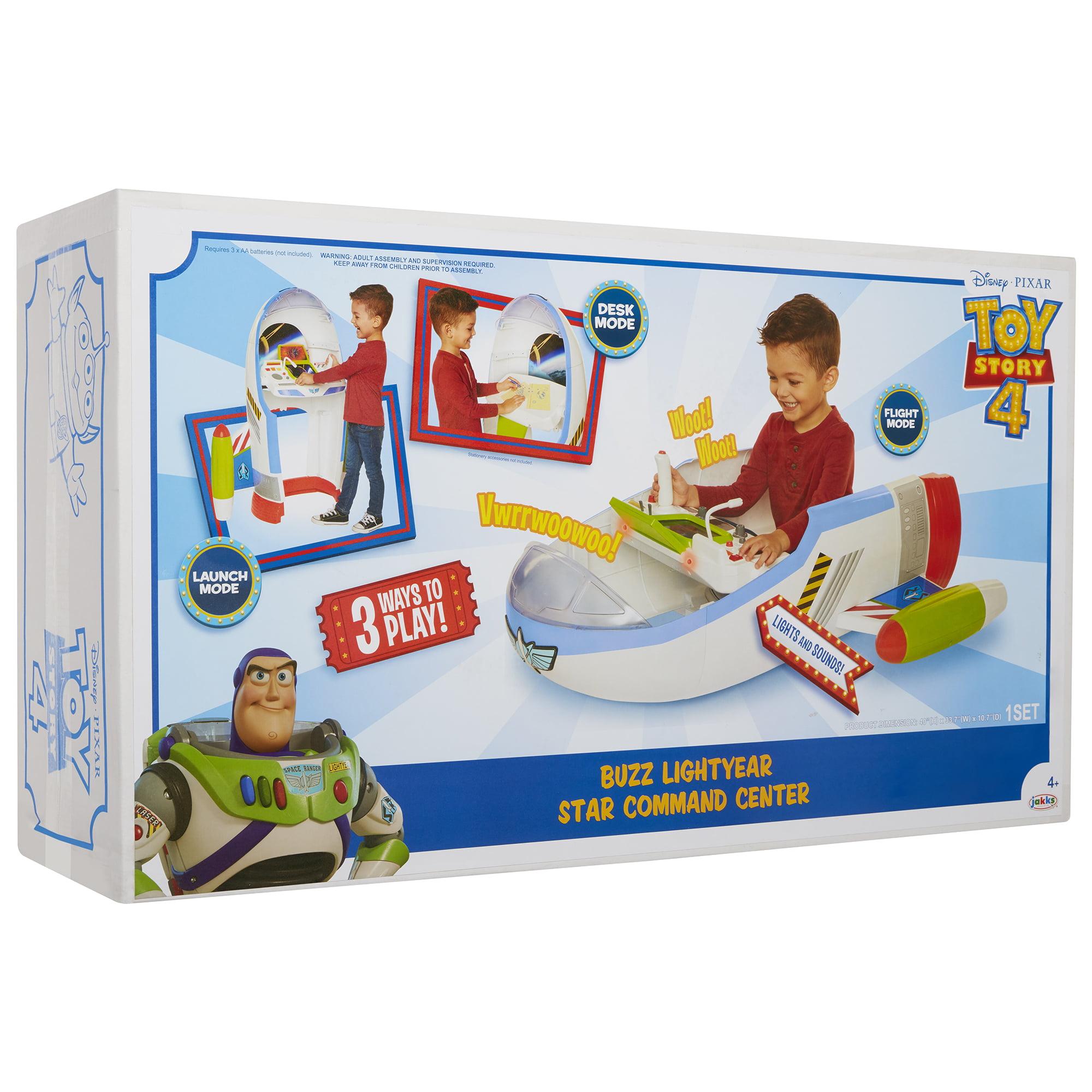 Imaginext Power Rangers centre de commandement-Kids Film Toy Set-Light Up Toys NEW