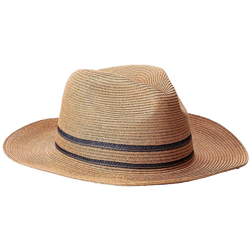 Dorfman Pacific Tommy Bahama Men's Hemp Braid Safari Hat ...
