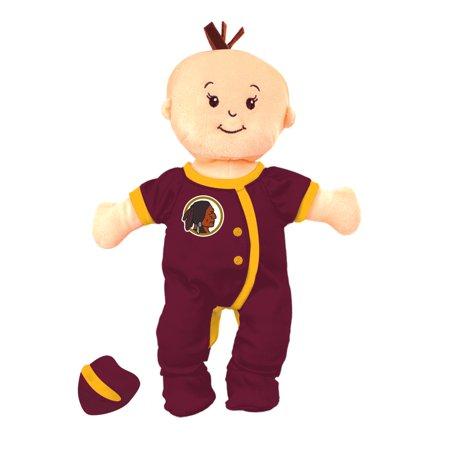 NFL Baby Fanatic Wee Baby Doll, Washington Redskins Nfl Washington Redskins Controller